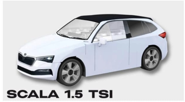 25583 - Skoda Scala 1.5 TSI