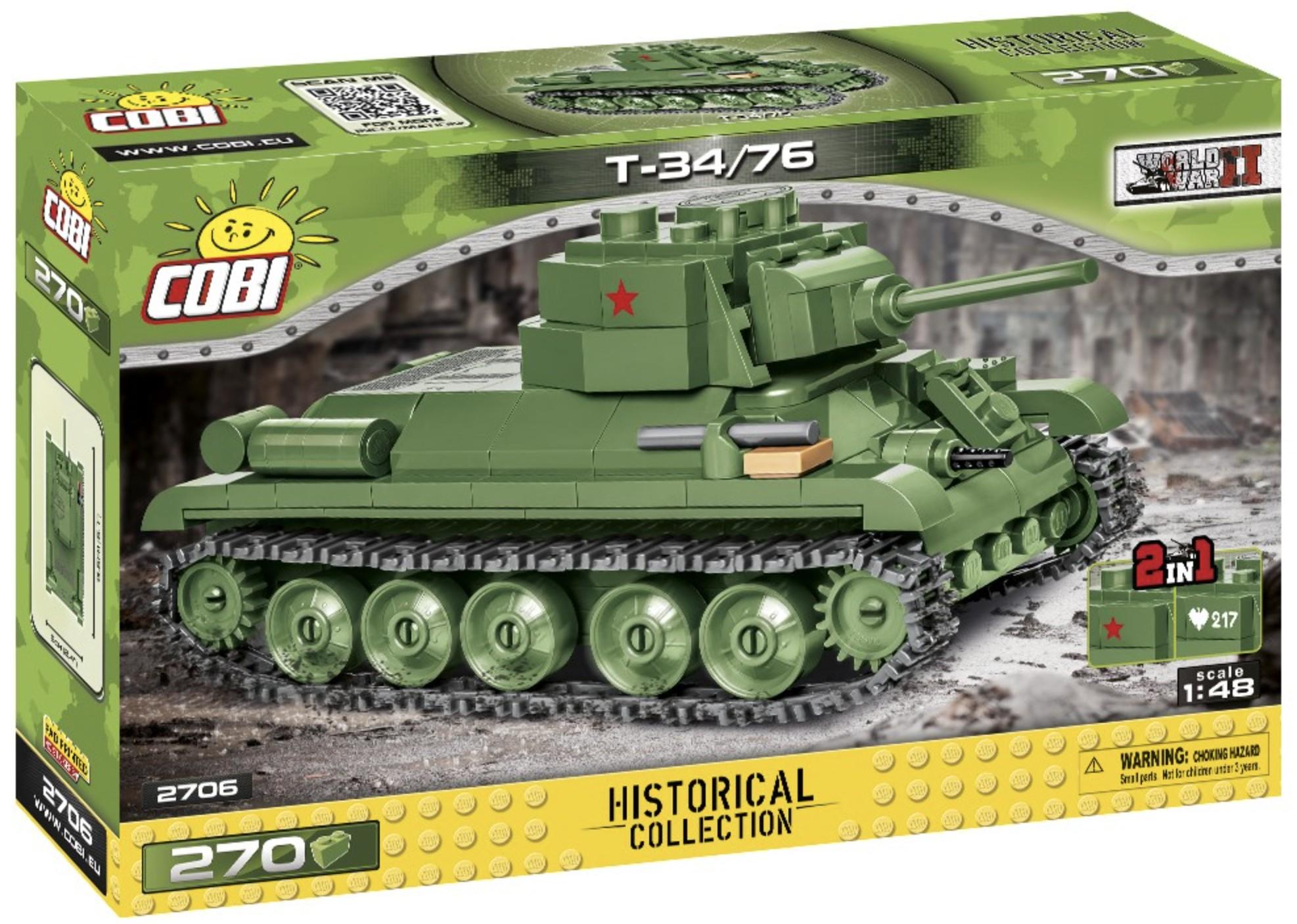 2706 - T-34/76