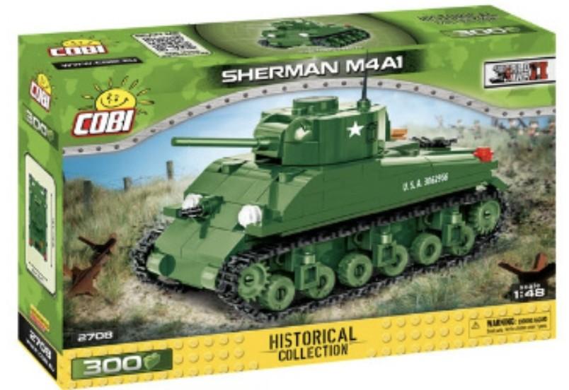 2708 - Sherman M4A1