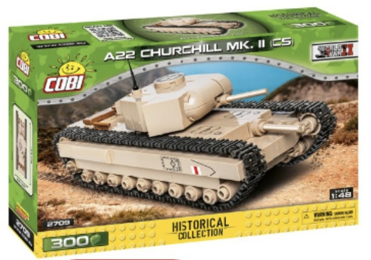 2709 - A22 Churchill Mk. II CS