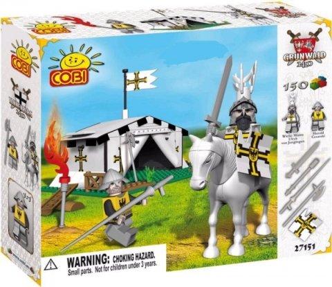 27151 - Namiot Krzyżacki