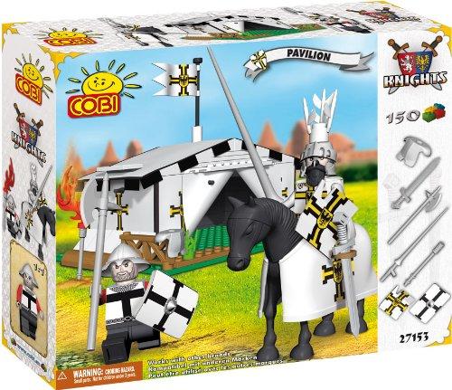 27153 - Namiot Krzyżacki (Knights)