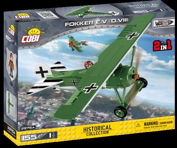 2976A - Fokker E.V. (D.VIII) photo