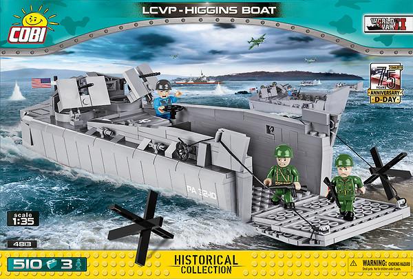 4813 - LCVP - Higgins Boat