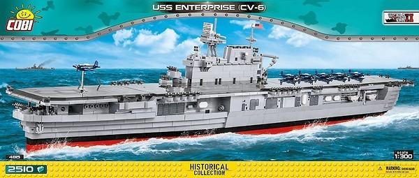 4815 - USS Enterprise (CV-6)
