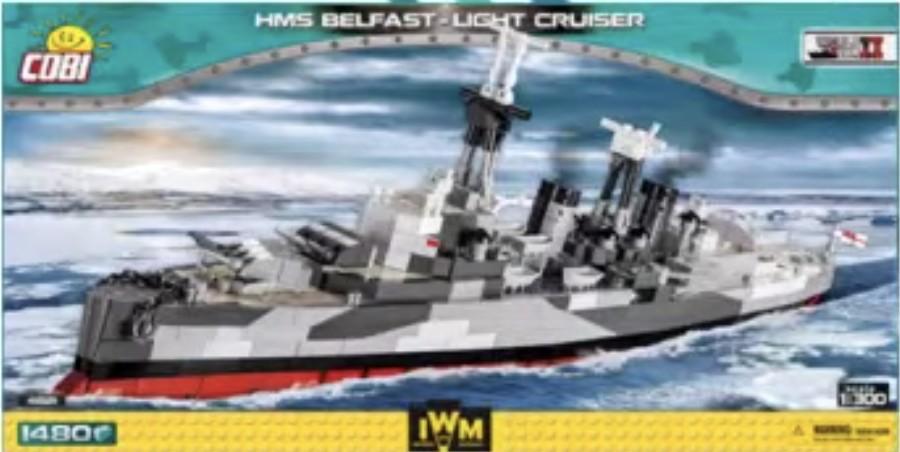 4821 - HMS Belfast
