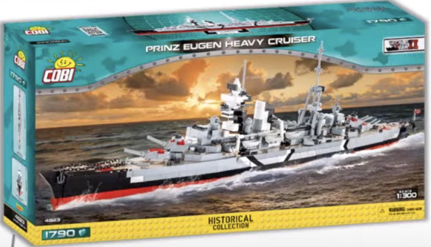 4823 - Prinz Eugen