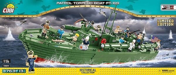 4824 - Patrol Torpedo Boat PT-109 - Limited Edition