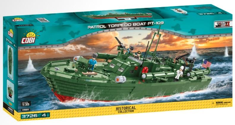 4825 - Patrol Torpedo Boat PT-109