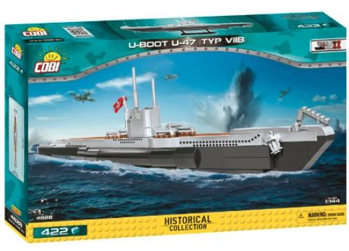 4828 - U-Boot U-47 TYP VII B