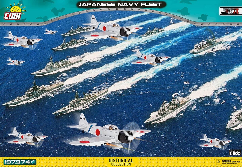 4899 - Japanese Navy Fleet photo