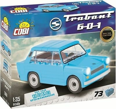 5561 - Trabant 601 Special Edition Toy Fair 2018