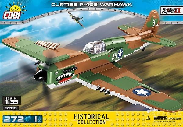 5706 - Curtiss P-40E Warhawk