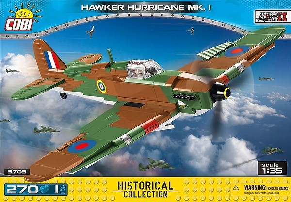 5709 - Hawker Hurricane Mk.I