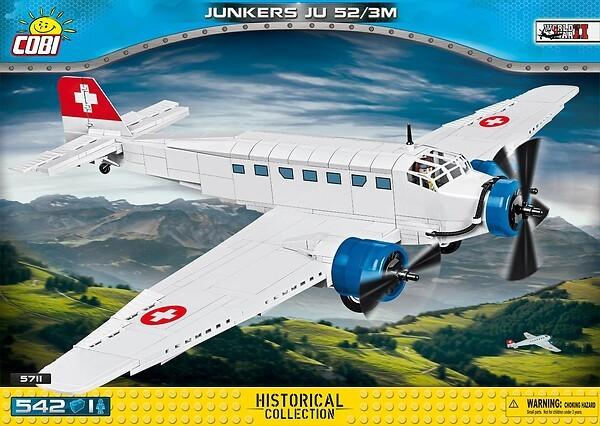 5711 - Junkers Ju52/3m - civil version