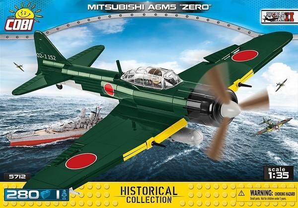 5712 - Mitsubishi A6M5 Zero