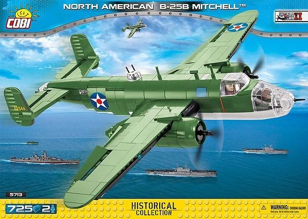5713 - North American B-25B Mitchell
