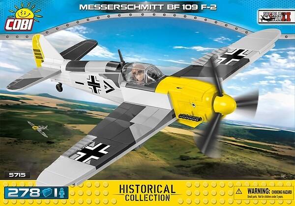 5715 - Messerschmitt BF 109 F-2