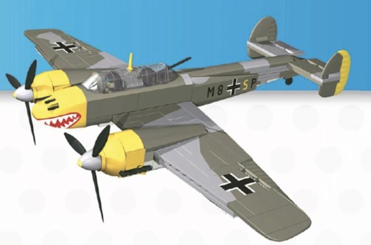 5716 - Messerschmitt Bf 110D