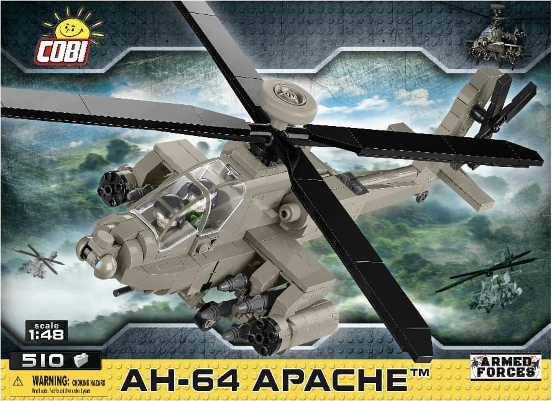 5808 - AH-64 Apache