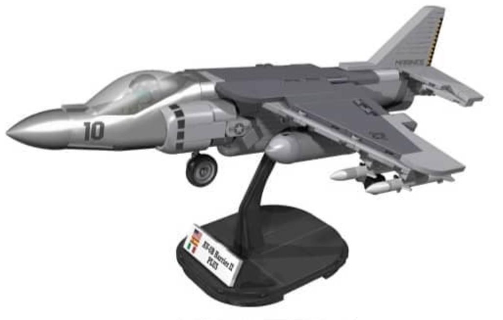 5809 - AV-8B Harrier Plus