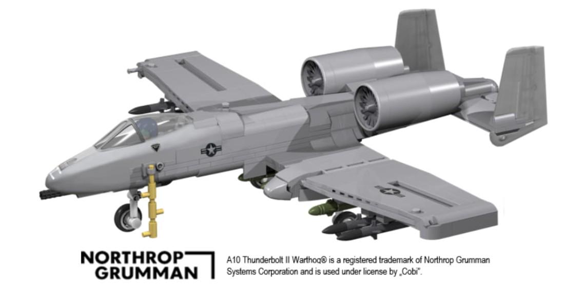 5812 - A10 Thunderbolt II Warthog