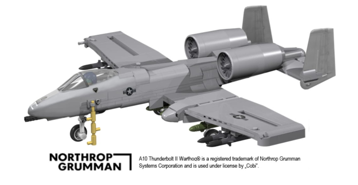 5812 - A10 Thunderbolt II Warthog photo