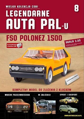 WD-5652 - FSO Polonez 1500